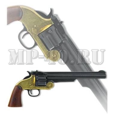 Револьвер Smith & Wesson, США, 1869 г.